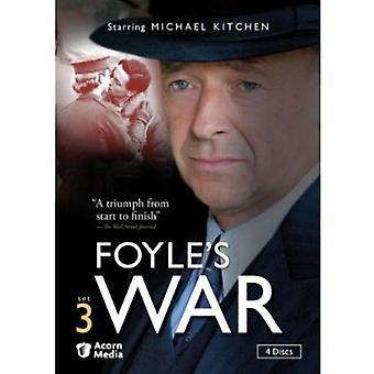 Foyle's War Set 3 [DVD] USA import