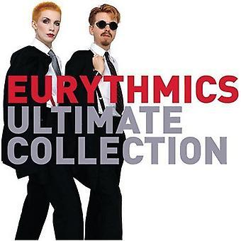 Eurythmics - Ultimate Collection [CD] USA importerer