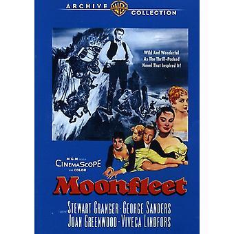 Moonfleet [DVD] USA import