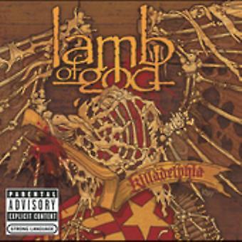 Lamb of God - Killadelphia [CD] USA import