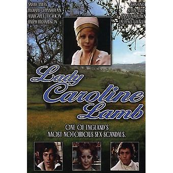 Lady Caroline Lamb [DVD] USA import