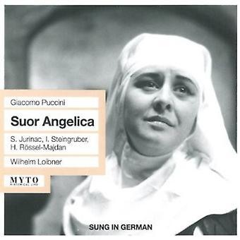 G. Puccini - Giacomo Puccini: Suour Angelica (Sung i tysk) [CD] USA import