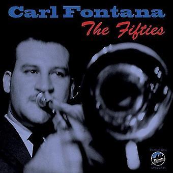 Carl Fontana - Fifties [CD] USA import