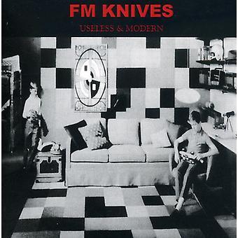 FM-knive - ubrugelig & moderne [CD] USA importerer