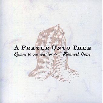 Kenneth Cope - bøn til Thee [CD] USA import