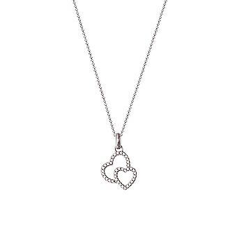 Xenox Damenkette Herz (XS2760)