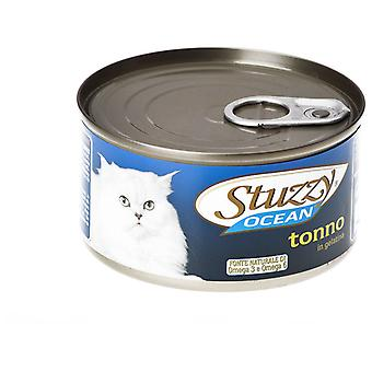 Stuzzy Cat Atun (Cats , Cat Food , Wet Food)