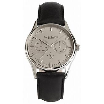 Simon Carter Quartz Watch - Grey
