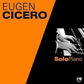 Eugen Cicero - Solo klaver [CD] USA import