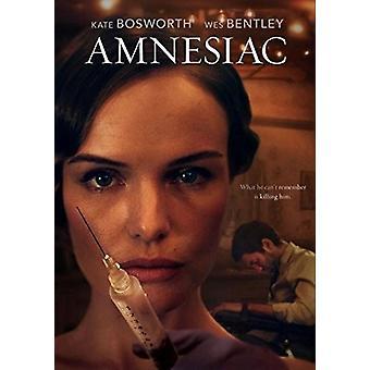 Amnesiac [DVD] USA import