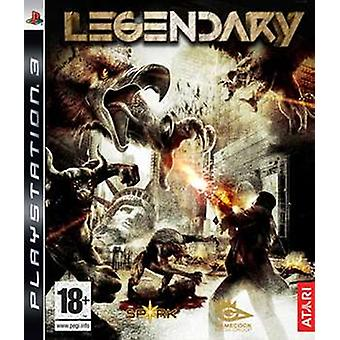 Legendary (PS3) (Used)