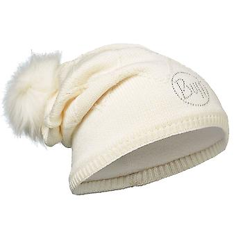 Buff Stella Chic Knitted Beanie - Cru
