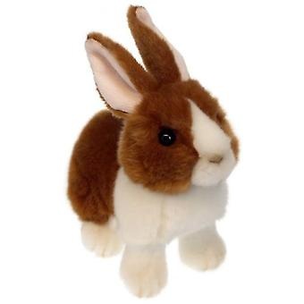 The Puppet Company Soft Toys Rabbit brown and white