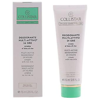 Collistar Perfect Body Deo 24H Rice Milk Cream 75 Ml