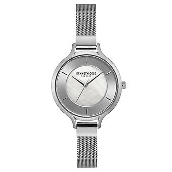 Kenneth Cole New York women's wrist watch analog quartz stainless steel KC15187002