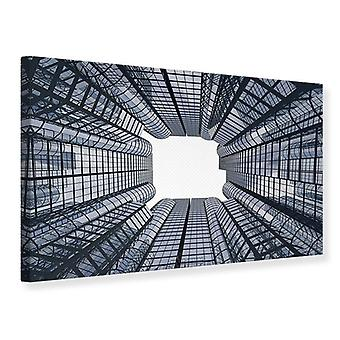 Canvas Print speciale perspectief