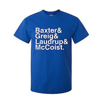 Rangers fodbold legender T-shirt (blå)