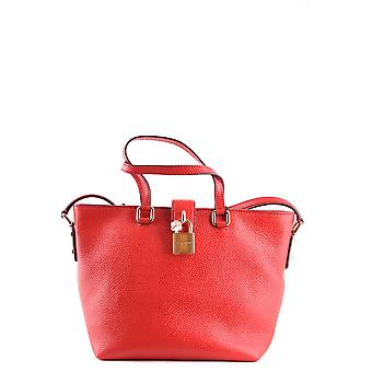 Dolce E Gabbana women's MCBI099378O red leather tote