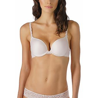Mey Allegra Tan solide couleur 74812-703 féminines rembourré armature Push Up Bra