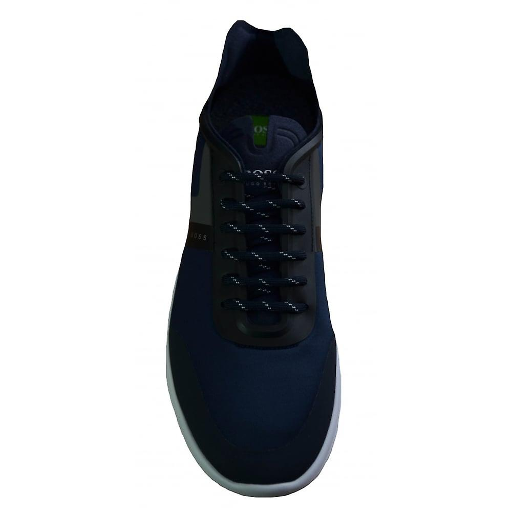 Extreme Boss Hugo Men's Boss Green Runn Dark Neo Footwear Trainers Blue Hugo Zdr8wqd