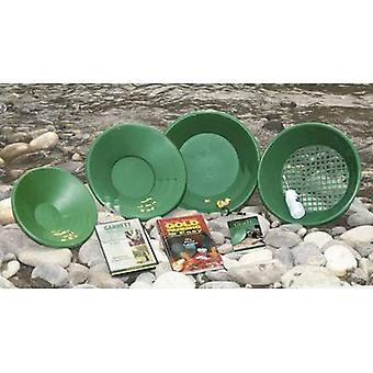 Gold panning kit Garrett Gold Pan Kit Deluxe
