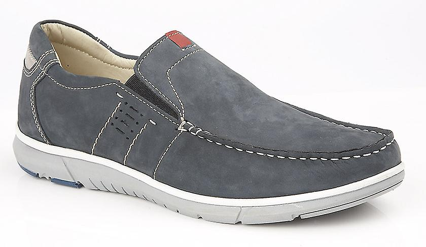 Roamers Mens Twin Shoes Gusset Panel Casual 0aqC0