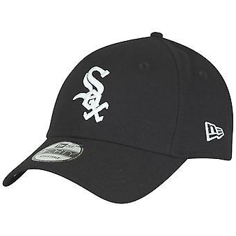عصر جديد كاب-9Forty MLB جامعة شيكاغو الأبيض الجوارب السوداء