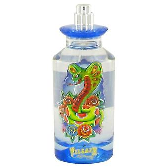 Ed Hardy Villain Eau De Toilette Spray (Tester) By Christian Audigier