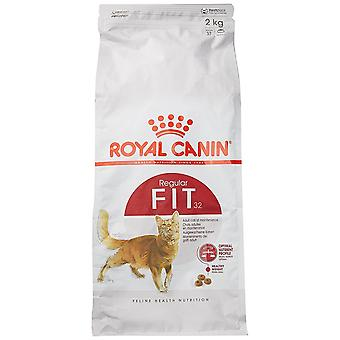 Royal Canin Fit 32 Cat Food, Dry Mix, 2kg