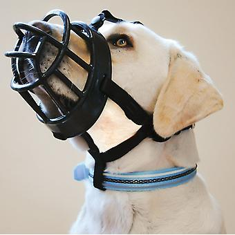 Baskerville Ultra Dog Muzzle size 4, Black, Muzzle For Greyhound, Pit Bull...
