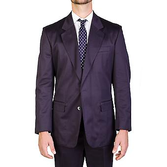 Yves Saint Laurent Men's Wool Two-Button Suit Blue