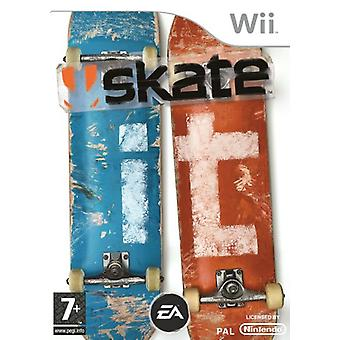 Skate It - Wii Fit Compatible (Wii)