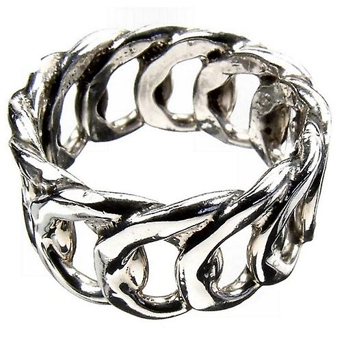 Looped Band Ring