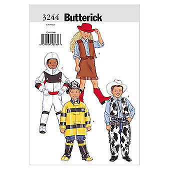 Children's/Boys'/Girls' Costume-2-3-4-5 -*SEWING PATTERN*