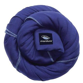 Manduca Semi Elastic Scarf Royal Carrier (Kinder , Babykleidung , Babytrage)