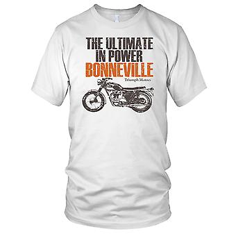 Triumph The Ultimate Bonneville Mens T Shirt