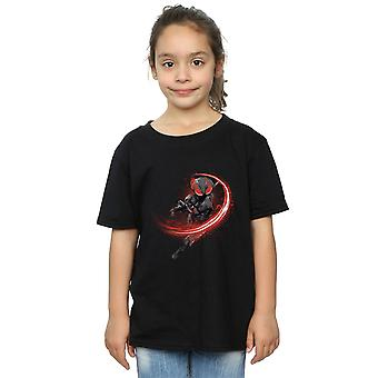 DC Comics Girls Aquaman Black Manta Flash T-Shirt