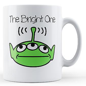 Decorative Writing The Bright One - Printed Mug
