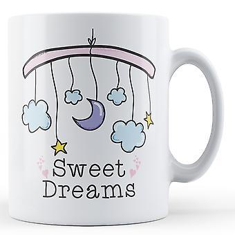 Sweet Dreams - tryckt mugg