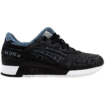 Asics Gel Lyte III 3 Black/Black Galaxy H6U2Y-9090 Men's