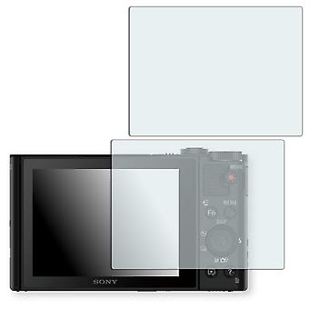 Sony DSC WX500 display protector - Golebo crystal clear protection film