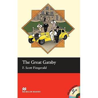 Macmillan readers Great Gatsby de tussenliggende pack door F Scott Fitzgerald & verteld door Margaret tarner