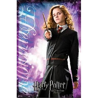 Harry Potter and the Half Blood Prince (Hermione) Poster Print (22 x 34)