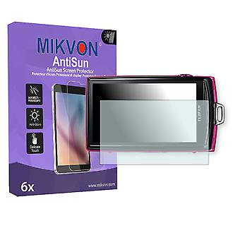 Fujifilm FinePix Z1000EXR Screen Protector - Mikvon AntiSun (Retail Package with accessories)