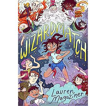 Wizardmatch by Lauren Magaziner - 9780735227781 Book