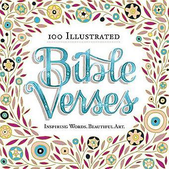 100 illustrerade bibelverser av Workman Publishing - 9780761185666 Bo