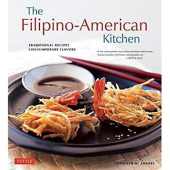 Der Filipino-amerikanischen Küche - traditionelle Rezepte - zeitgenössische Fla