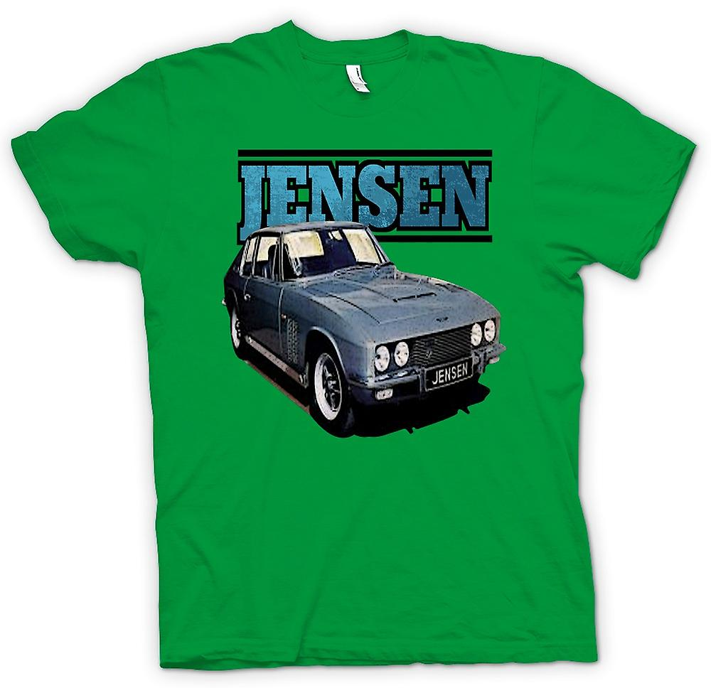 Mens T-shirt-Jensen Interceptor