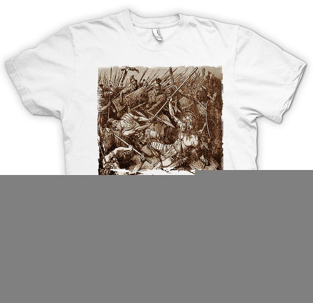 Mens T-shirt - Punic War - Hannibal War
