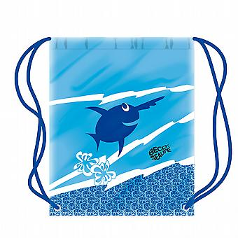 BECO Sealife Swimming-Tasche - Blau